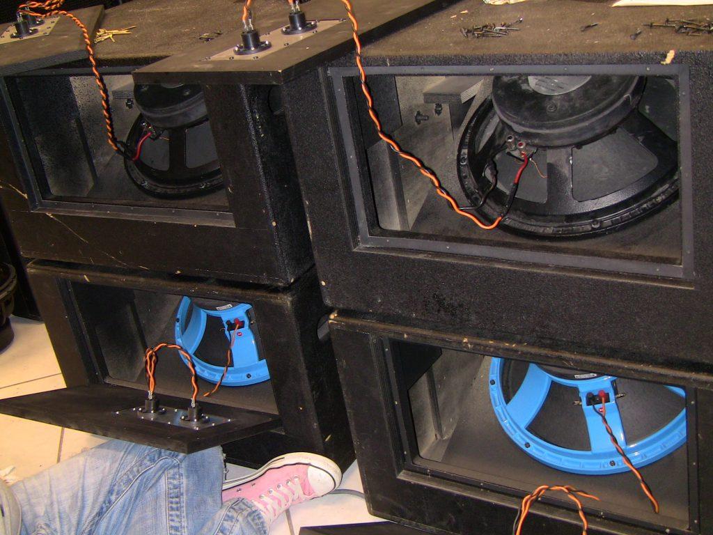 Service ηχείων Αθήνα xtreme line array system speaker